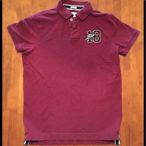 *FINAL PRICE* Abercrombie & Fitch polo